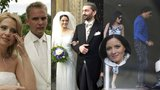Nejenom Savarová měla podivné manželství. Bouček byl ženatý půl roku, Bílá je proslulá nešťastnice