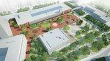 VIZUALIZACE: Náměstí v Bohnicích u OC Krakov bude hezčí: Radnice ho nechá zrekonstruovat