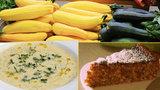 Ideální na dietu i podrážděný žaludek: Chutné recepty z cukety!