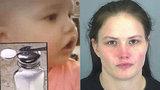 Krkavčí matka (23) zabila své miminko: Dala mu sníst lžičku soli!