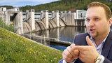 "Skončí kvůli suchu Česko ""na suchu""? Dešťovka i nádrže vyjdou na 28 miliard"