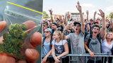 12 zadržených na festivalu Hip Hop Kemp: 3 kila marihuany a 200 000 korun výdělek
