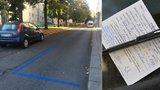 Chaos v Praze 6: Vyznačené parkování řidiči ignorují!