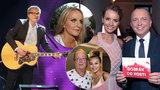 Večer plný hvězd: Celebrity dorazily podpořit Kapku naděje