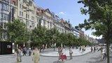 Václavské náměstí se zatím revitalizovat nesmí: Soud podpořil památkáře