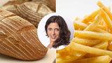 Odbornice o tajích šesté chuti: Škrob v hranolkách způsobuje štěstí i kila navíc
