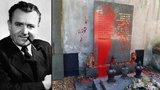 Útok na hrob Gottwalda a dalších komunistů: Někdo ho zacákal rudou barvou