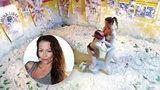 Prachařová na Boyardu: Balil ji Paklíč a zápasnice jí vyrazila dech