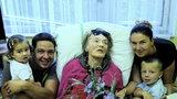 Luba Skořepová (†93) zemřela, před smrtí už neviděla