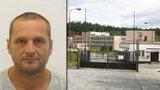 Robert pláchl z Věznice Odolov: Utekl za přítelkyní