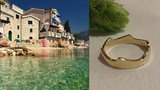 Český potápěč našel v Chorvatsku snubní prsten: Neznáte majitele?
