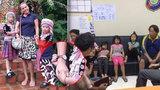 Roztomilé holčičky v krojích okradly turistku: Jsou nevinné, tvrdí rodiče