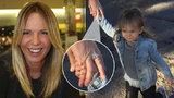 Stále svobodná Diana Kobzanová ukázala prsten! Další svatba na spadnutí?