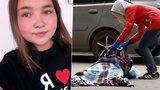 Školačka (†12) přišla kvůli selfie o život: Spadla ze 17. podlaží!