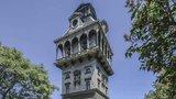 Na Letné startuje oprava vodárenské věže. Památka z 19. století poslouží dětem