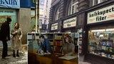 Smutné Vánoce knihkupectví z filmu Vrchní, prchni! Na Štědrý den otevře naposledy
