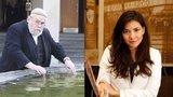 Rabín Sidon (74) má po boku Mongolky (30) pocit nesmrtelnosti, domnívá se psycholožka