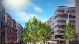 Výstava o nové čtvrti na Smíchově: Lidé na ní mohou říct, co se jim nelíbí