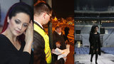 Bílá pláče nad výdělkem: Účet za zrušené koncerty je 2 500 000 Kč!