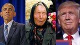 Baba Vanga, která předpověděla 11. září: Obama bude poslední prezident USA. Co se stane Trumpovi?