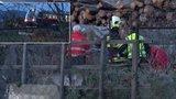 Žena (59) na Plzeňsku skočila pod vlak: Náraz zázrakem přežila!