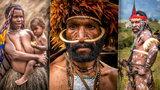 Bizarní zvyky odlehlého kmene v Indonésii: Když někdo zemře, ženě useknou prst!