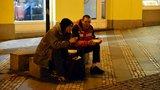V Michli začnou vydávat teplé jídlo bezdomovcům. Nová služba vznikne na Nový rok