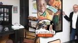 Nábytek po zakladateli, autobus z Afriky: Co ukrývá kancelář ředitele pražské zoo?