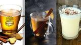 Nastává deální doba pro teplé nápoje! Tyhle si zvládnete připravit i sami doma