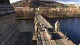 Most Legií se bude opravovat. Nejprve ale průzkum odhalí míru jeho poškození