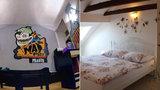 Nejlepší hotely Česka: V Praze vyhrál »šílený hostel«, druhý je romantický Mělník