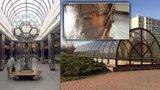 Stanice metra Lužiny: Prosklená jako skleník, rostou tu i palmy. Jenže…