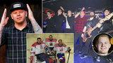 Drsné osudy v kapele Artura Štaidla: Boj o život, těžká postižení, ale přesto zlaté vítězství