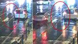 Řidič BMW se přišel udat: Přejel před Úřadem vlády chodce a ujel