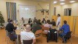 Nové prostory ve vršovické léčebně: Muzikoterapie nebo stometrová tělocvična