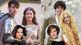Nové vánoční princezny: Obě milují Popelku! Proslaví se jako Šafránková?