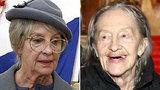 Divíšková (80) je jako věchýtek: Manželka Jana Kačera byla na večírku k nepoznání!