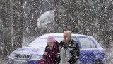 Vytáhněte čepice: Vítr zesílí na orkán a vrátí se sníh