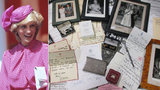 Intimní sonda do života Lady Di: Její soukromé dopisy se vydražily za půl milionu