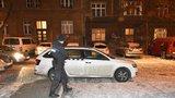 Další mrtvý taxikář v Praze! Policisté ho našli v autě na Žižkově