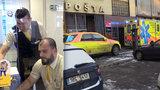 Muž (83) zkolaboval na pražské poště: Oživovali ho pošťáci