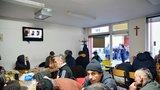 Bezdomovcům se v mrazech denní centra otvírají i na noc. Po Pernerově přibude Tusarova