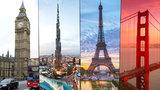 Sedm divů světa podle Instagramu: Které památky sdílí lidé na internetu nejčastěji?