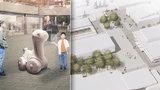 Náměstí v Bohnicích a Ládví se za desítky milionů změní: Vrátí se i houpací koník