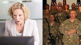Falešný důstojník americké armády mámí z žen statisíce: Slibuje lásku až za hrob a společný život