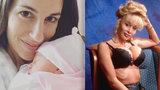 Miss Křížková po porodu: Spodek v pohodě, ale prsa mám jako Dolly Buster!