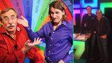 Velký návrat Pavla Zedníčka (67) na TV Barrandov: Kurňa, co to je?! Čmaňa zase točí!