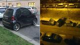 Řidiči vynalezli způsob, jak zaparkovat, když není místo. Jenže…