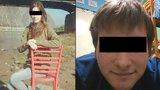 Pavlínku (16) málem zabil její přítel Filip (†16): Útočník spáchal sebevraždu, případ bude odložen