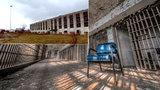 Horor za mřížemi: V detroitské věznici končili bandité i polygamisté, po opuštění nahání hrůzu